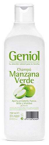 GENIOL - GREEN APPLE Shampoo 750 ml - unisex