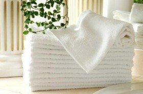 SITAS 12 Asciugamani Bianco 55x100