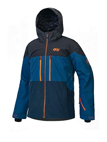 Picture Object Jacket MVT212 Herren-Snowboardjacke Indigo Gr. S