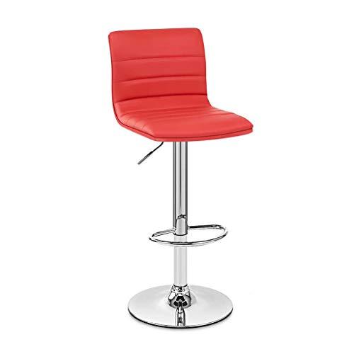 WDX - bar stoel met hoge draaistoel mode-draaiende bar stoel moderne minimalistische stoel mode