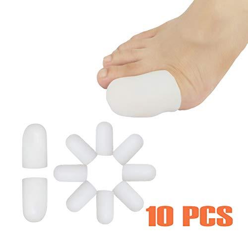 Gel Toe Caps Toe Protectors Toe Sleeves,New Material,...