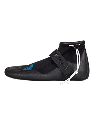 Roxy Womens 2Mm Syncro - Round Toe Reef Surf Boots - Women - 8 - Black True Black 8