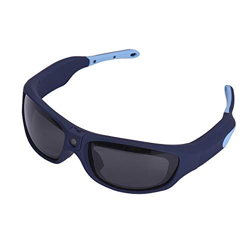 Zwbfu Sunshine IP55 a Prueba de Agua, de Sol de grabación de Video intentes, 1080p FHD, cámara de acción para Deportes al Aire Libre con Lentes de con protección UV polarizada, diseño