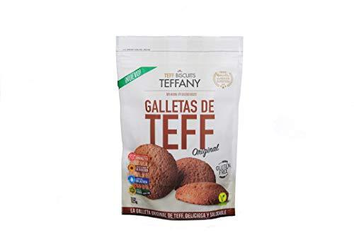 Teffany, La Galleta Original de Teff Equilibrada y Saludable