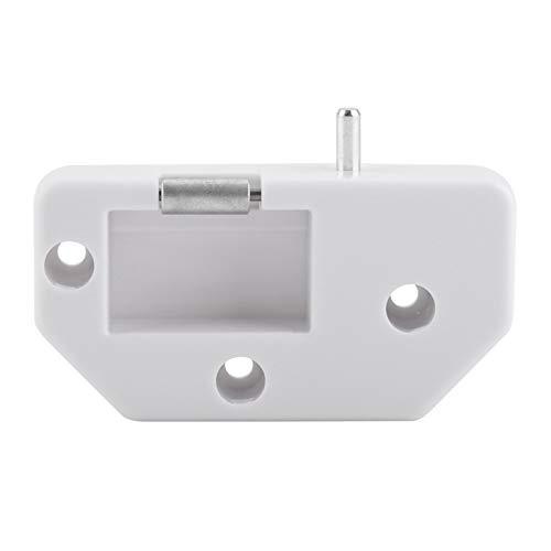 Uxsiya Cerradura de código de la aleación del cinc, cerradura codificada del gabinete fuerte, cerradura codificada de la seguridad, para el modo casero para las cajas de herramientas