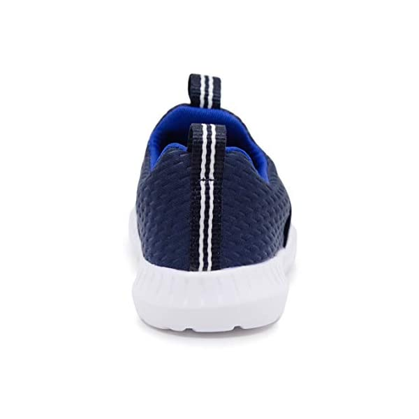 Nautica Kids Boys – Girls Fashion Sneaker Slip-On Athletic Running Shoe for Toddler and Little Kids-Mattoon-Navy/Blue Pop-5