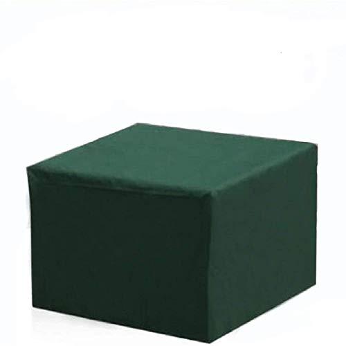 dDanke Wasserdichte rechteckige Abdeckung für Gartenmöbel mit UV-Schutz für Terrassentisch, Gartenmöbel, in 13 Größen, Grün