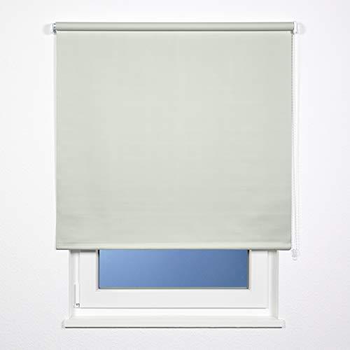plimotion - Estor para ventana (120 x 180 cm), color gris