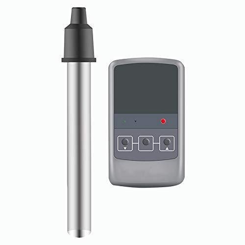 SMYH Calentador De Acuario para Agua Dulce Salada,Calentador Sumergible con Termostato Externo Controlador Y Termómetro, para Pecera 10-1600L