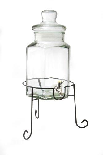 Eddingtons Limonade in glas, groot
