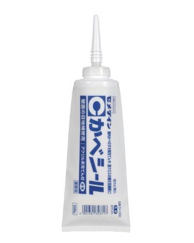 セメダイン 壁紙用 充てん材 かべシール ホワイト 500g チューブ SY-008