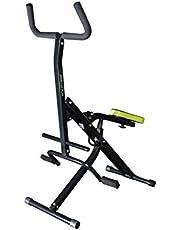Best Direct Gymform Ab Booster Computer rigineel uit de tv-reclame trainingsapparaat voor buikspieren, armen, benen, rug en zitvlak, training, cardio beweging thuis