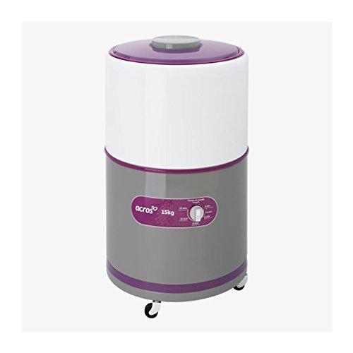 La Mejor Recopilación de lavadora easy 15 kg para comprar online. 5