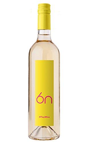 6n Sun gelb Muskat Ottonel halbsüß - Veganer Wein ohne Gelatine