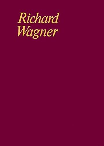 Klavierwerke: Klavier. Partitur und Kritischer Bericht. (Richard Wagner - Sämtliche Werke)