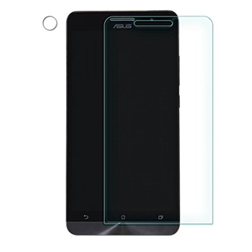 QAWACHH® Tempered Glass for Asus Zenfone 6, Pack of 2 with Wipes Kit