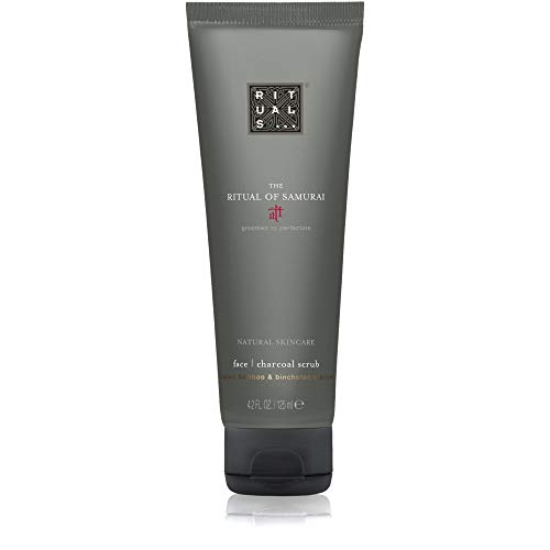 RITUALS The Ritual of Samurai Charcoal Scrub Gesichtspeeling, 125 ml
