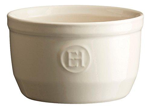 Emile Henry Cuenco de cerámica, 10,5 x 10,5 x 6 cm, nº 10, cerámica, Arcilla, 10.5x0.5x6 cm