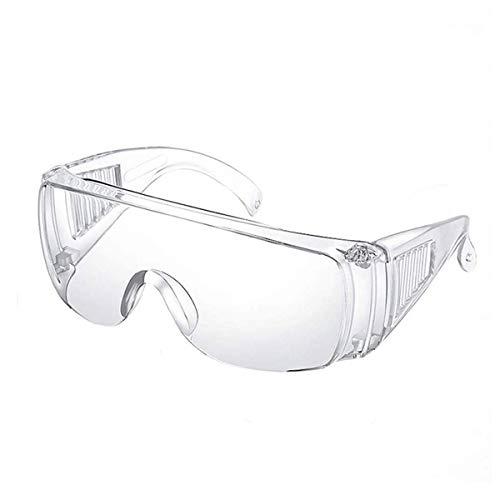 Walwes Internatioanl Schutzbrille, transparent, hochbeständig und sicher, faltbar, leicht und komfortabel, für Bau, Renovierung, Werkstatt