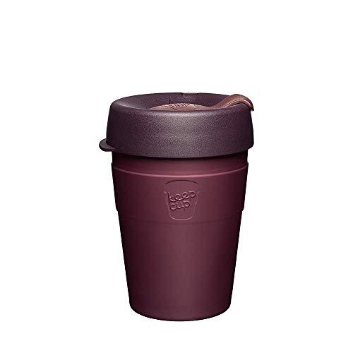 KeepCup Thermal, Reusable Stainless Steel Cup, Medium 12oz | 340mls, Alder