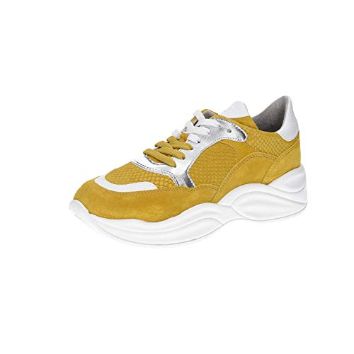 Tamaris Woman Sneaker kam Sun Yellow