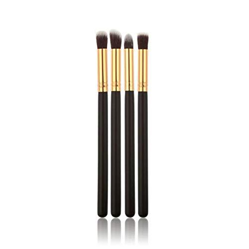 NO LOGO HMYDZ 15/6 / 4Pcs Maquillage des Yeux Brosses Kit Femmes Fard à paupières en Poudre Eyeliner Blending Pinceau Professionnel Set Eye Shadow Brosses (Color : 4Pcs 21)
