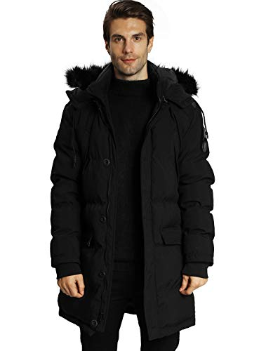 Winter Long Jackets for Men