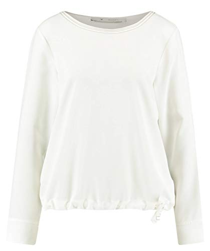 MONARI Damen Shirtbluse Langarm Offwhite (20) 44