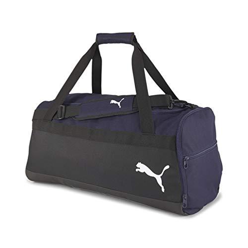 Puma Unisex's teamGOAL 23 Teambag M Sports Bag, Peacoat Black, OSFA