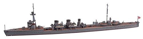 ハセガワ 1/700 ウォーターラインシリーズ 日本海軍 軽巡洋艦 龍田 プラモデル 358