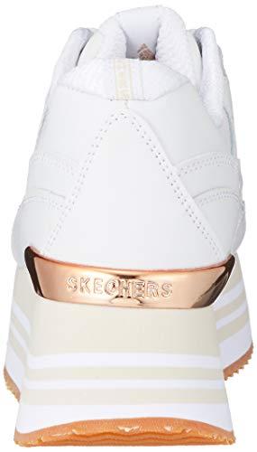 [スケッチャーズ]スニーカーHIGHRISE-HIGHENERGYホワイト23.5cm2E