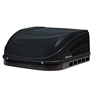 Dometic Brisk II Rooftop Air Conditioner, 15,000 BTU - Black (B59516.XX1J0)