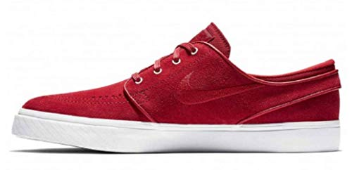 Nike Zoom Stefan Janoski, Zapatillas de Deporte Unisex Adulto, Multicolor (Team Crimson/Team Crimson/White 606), 42 EU