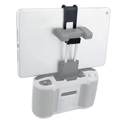 Hensych Schnelle Veröffentlichung Tablettenhalter Einstellbar Fernbedienung Eben Stand Halterung Montieren für Mavic Air 2/Air 2S /Mavic Mini 2 für Tablets unter 7,9 Zoll
