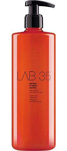 Kallos LAB35 - Mascarilla para el cabello con luz de volumen (11 g)