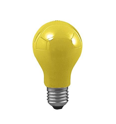 Paulmann 400.42 Agl 40W E27 Glas Gelb 40042 Allgebrauchsglühlampe Leuchtmittel Glühlampe