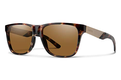 Smith Optics Herren Lowdown Steel Sonnenbrille, Mehrfarbig (Dkrt Hava), 56