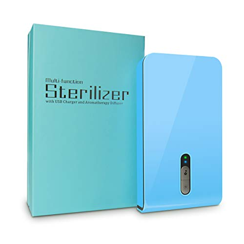 Multi-function Sterilizer Sanitizer Box for iphone Android Samsung