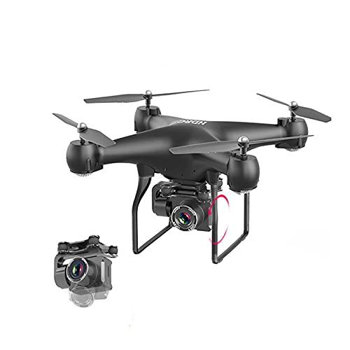 HRE Nuovo Dron RC. Drone FPV. Quadcopter. UAV. Insieme a ESC Telecamera 4K HD. Elicottero del Telecomando della Fotografia angolare del grandangolo Professionale ( Color : White 5 MP Camera )