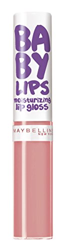 Maybelline Baby Lips, Gloss Labial, Moisturizing 25 Life'S A Peach - 1 Gloss...