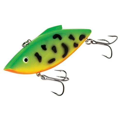 Rat-L-Trap Lures 1/2-Ounce Trap (Firetiger Dark eye)