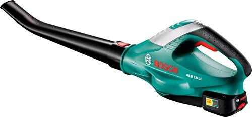 Bosch 06008A0571 ALB 18 LI Cordless Leaf Blower with 18 V 2.5 Ah Lithium-Ion Battery