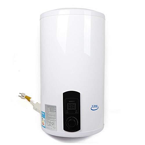Termo Eléctrico Calentador de Agua Eléctrico 120 Litros...