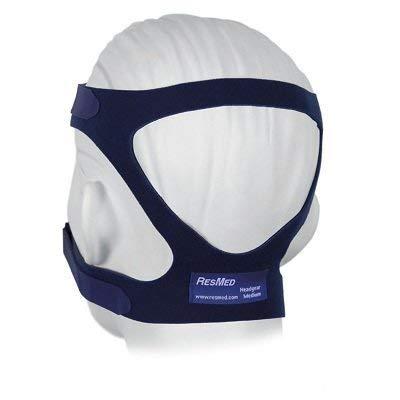 ResMed Universal Headgear for Various Mask, Standard - Blue
