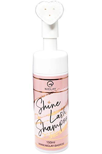 NICLAY Shine Lash Shampoo | 150ml