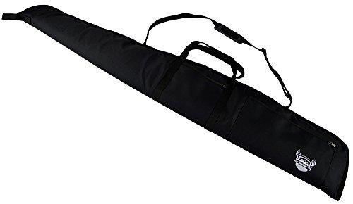 Rawstyle Bolsa para armas de caza (negro), funda para armas de aire...