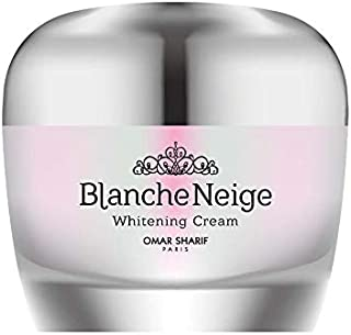Blanche Neige Brightening Cream, Freckle Cream Reduces Dark Spot, Melasma Higher Level of Bright Skin Tone Perfecting Contain Alpha-Bisabolol Bee Venom Improve Melasma and Freckles