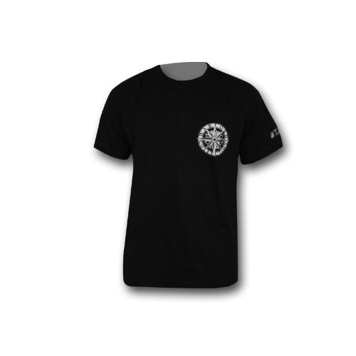Tama TT207-XXL Merchandise T-Shirt schwarz Warlord, XXL