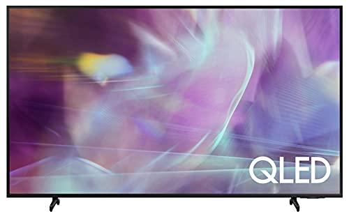 Samsung 138 cm (55 inches) 4K Ultra HD Smart QLED TV QA55Q60AAKLXL (Black) (2021 Model)