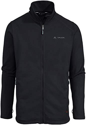 Vaude Herren Jacke Men's Rosemoor Fleece Jacket, Black, L, 42014